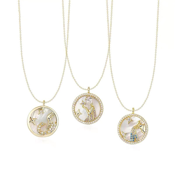 The Zodiac Sign Necklace