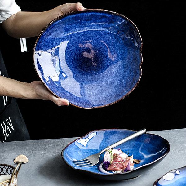 Beautiful Irregular Design Dish