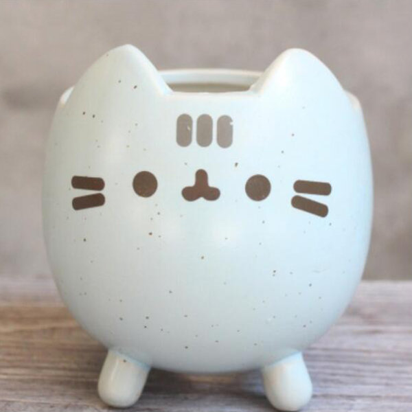 Cute Cat Planter Apollobox