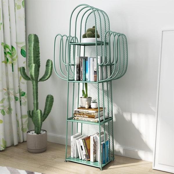 Cactus Iron Storage Shelf