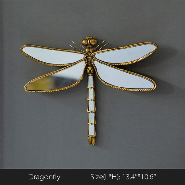 Butterfly And Dragonfly Home Decor Apollobox