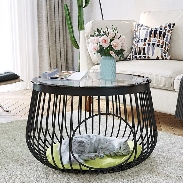 Cat Bed Coffee Table