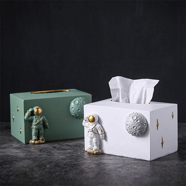 Astronaut Tissue Box Cover