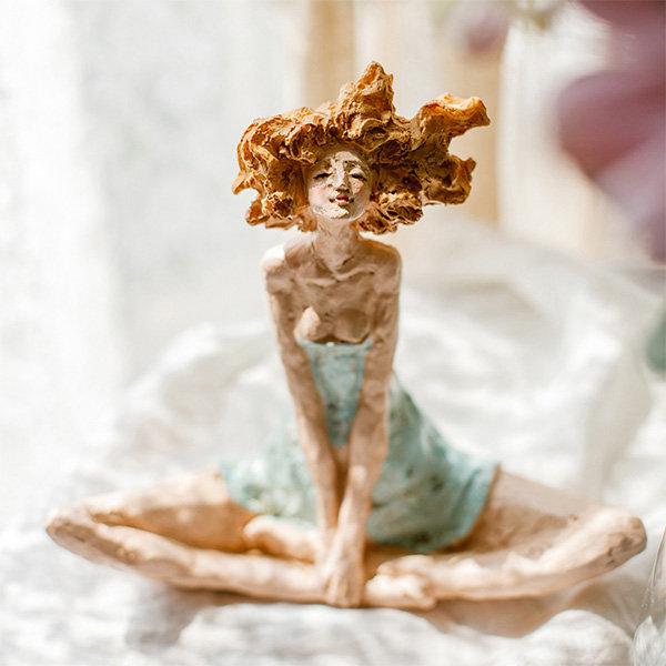 Venus Girl Decorative Piece