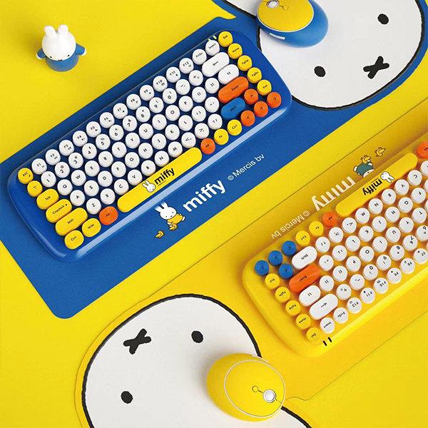 MiffyKeyboard和鼠标套装