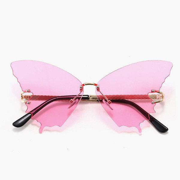 蝴蝶翼太阳镜