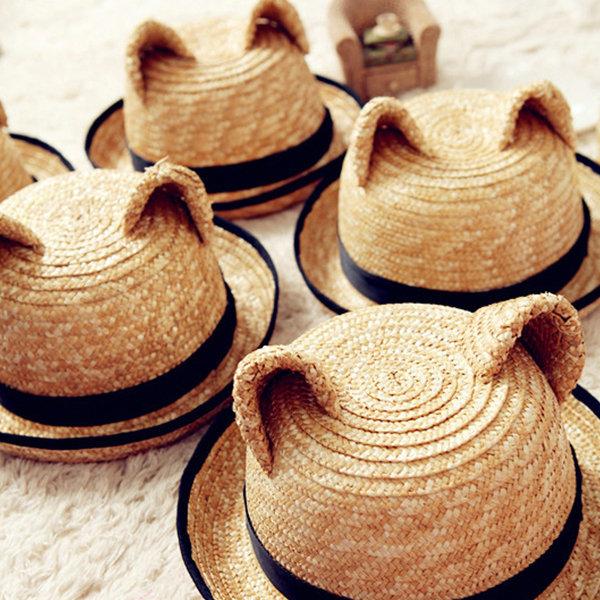 Charming Straw Hat