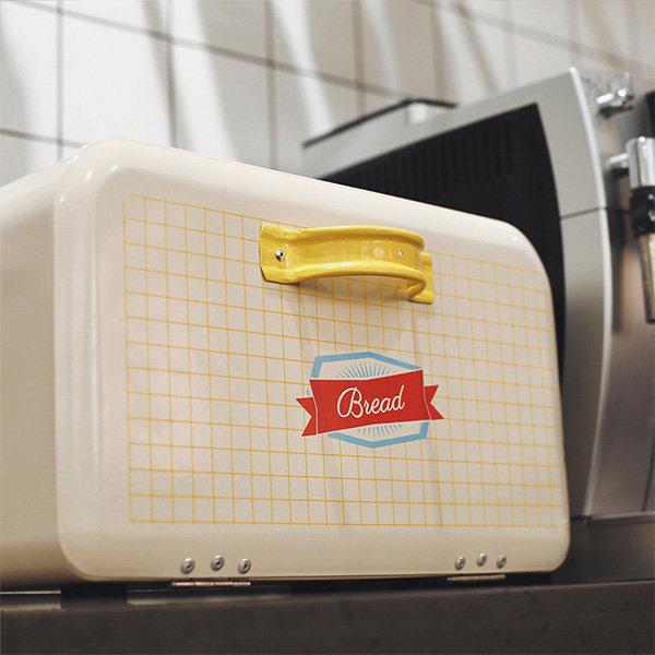 古典灵感面包盒