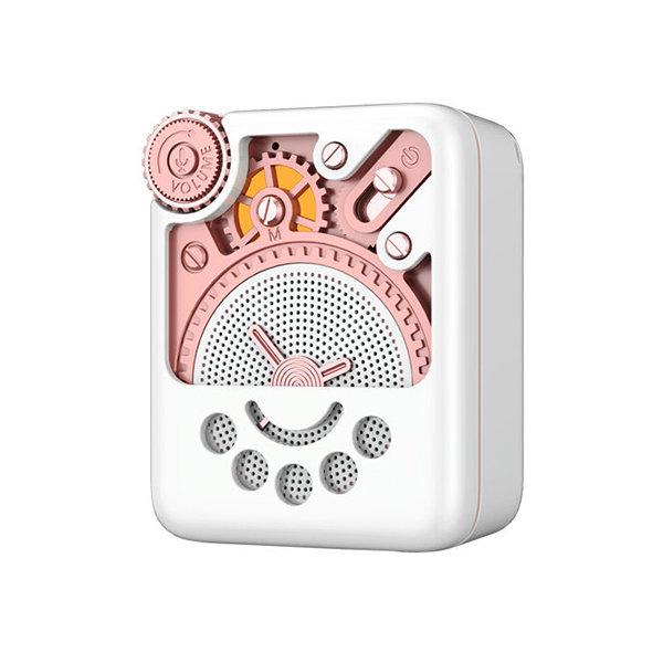 Vintage Look Bluetooth Speaker